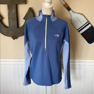 The North Face Blue Women's Running Jacket